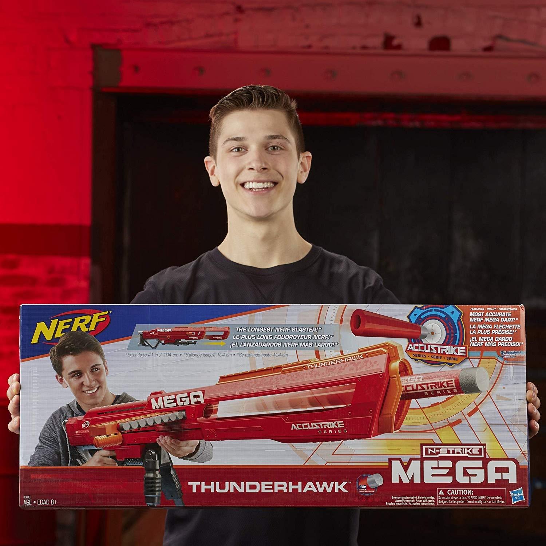 Nerf AccuStrike Mega ThunderHawk ảnh 3
