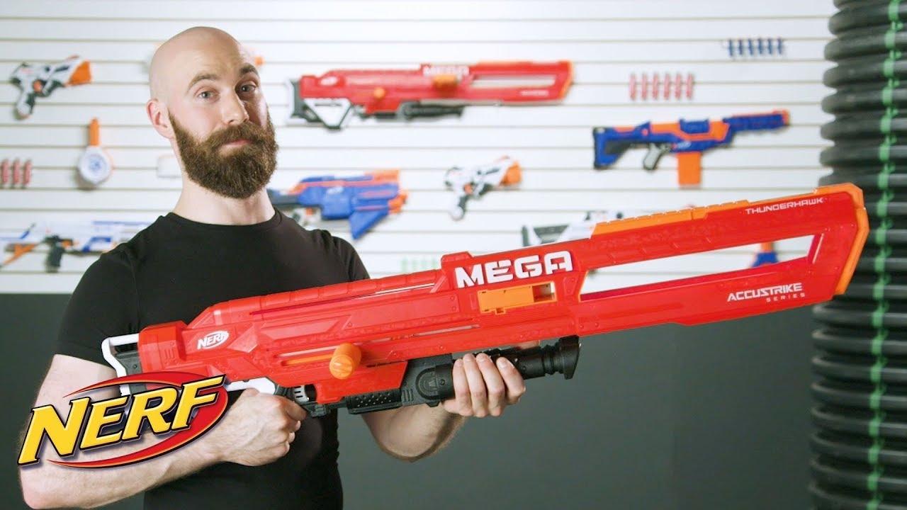 Nerf AccuStrike Mega ThunderHawk ảnh 4