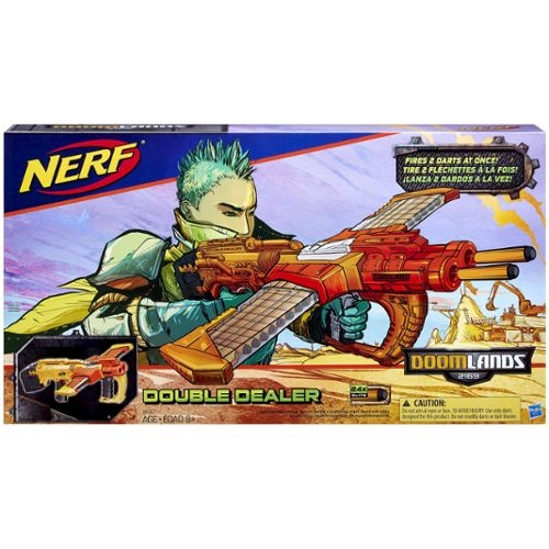 Nerf Doomlands Double Dealer  ảnh 2