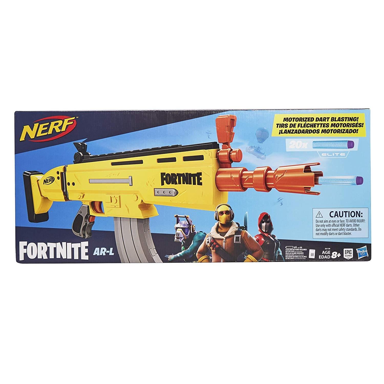 NERF Fortnite AR-L Elite Dart ảnh 2