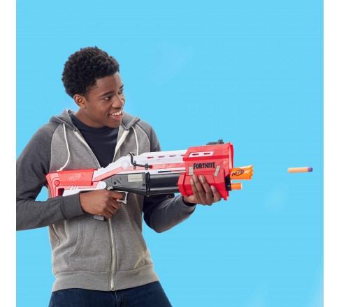 NERF FORTNITE TS MEGA PUMP ACTION Dart blaster ảnh 4