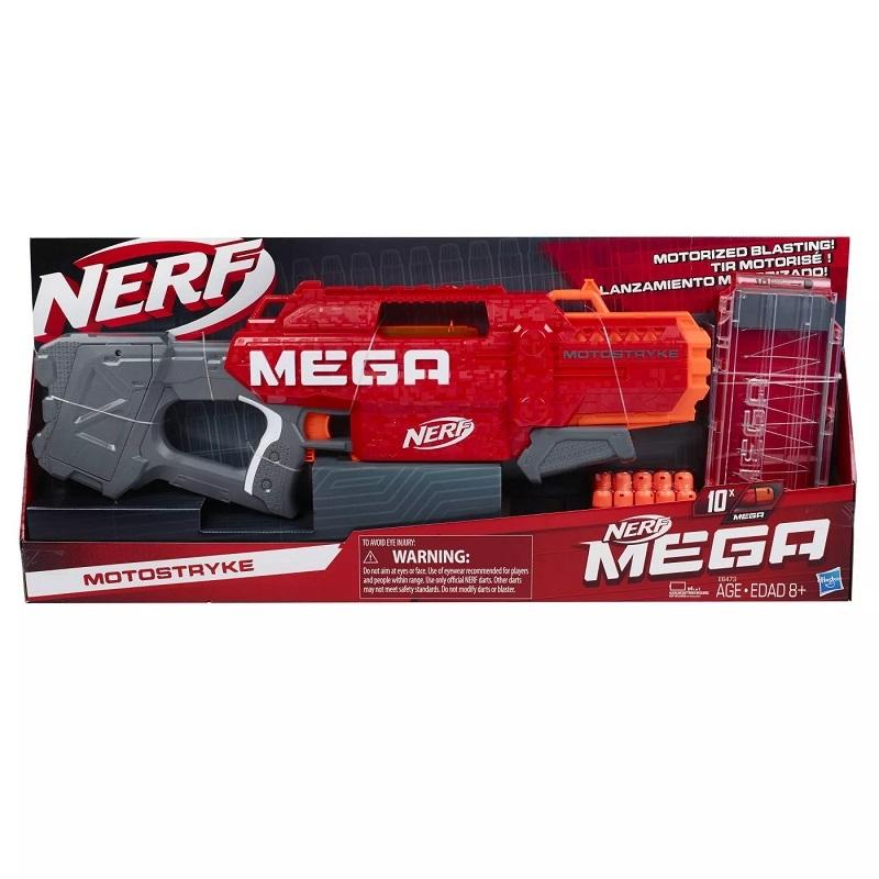 NERF Mega Motostryke ảnh 2