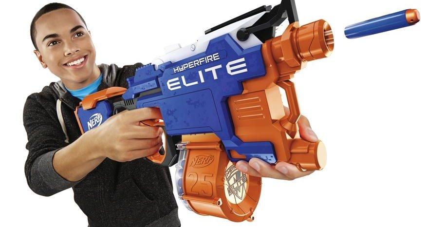 Nerf N-Strike Elite Hyperfire ảnh 4