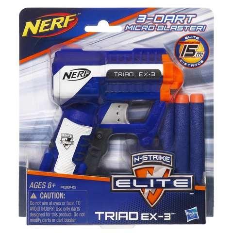 Nerf N-Strike Elite Triad Ex-3  ảnh 2