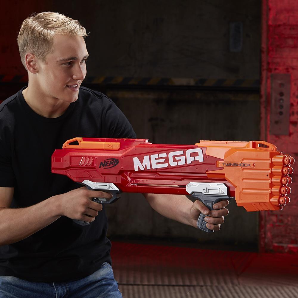 Nerf N-strike Mega Twinshock ảnh 4