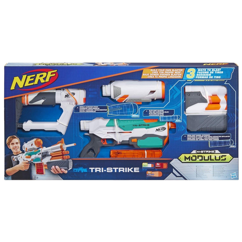 Nerf N-strike Modulus tri-strike ảnh 3