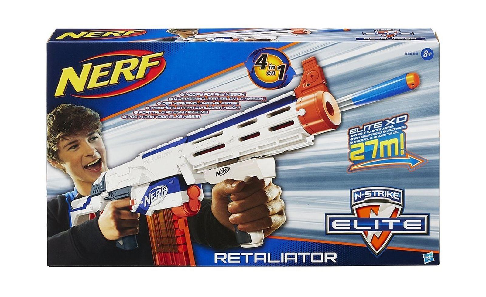 Nerf N-Strike retaliator ảnh 3