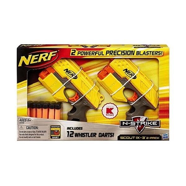 Nerf N Strike Scout Ix-3 2-pack  ảnh 3