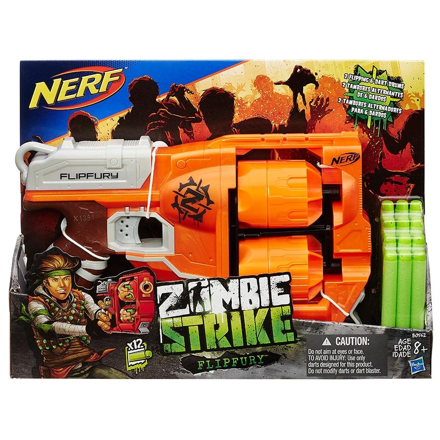 Nerf zombie strike flipfury ảnh 2