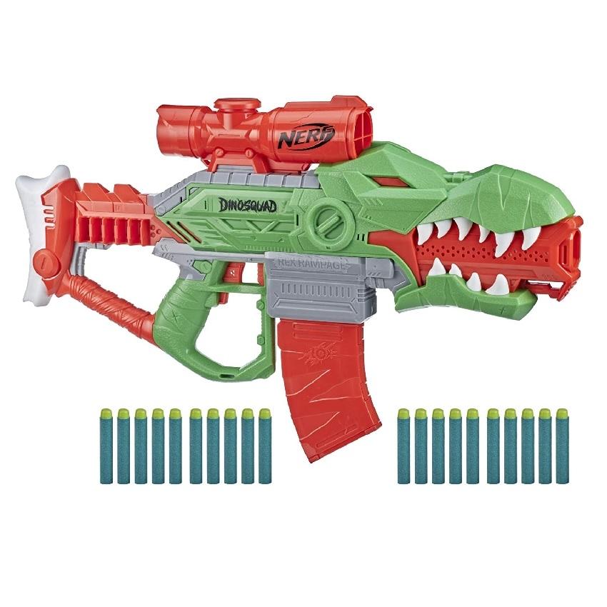 NERF DinoSquad Rex-Rampage ảnh 1