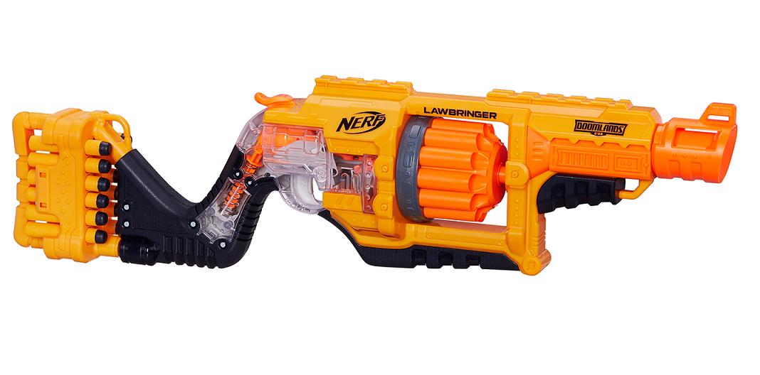 Nerf Doomlands 2169 Lawbringer Blaster ảnh 1