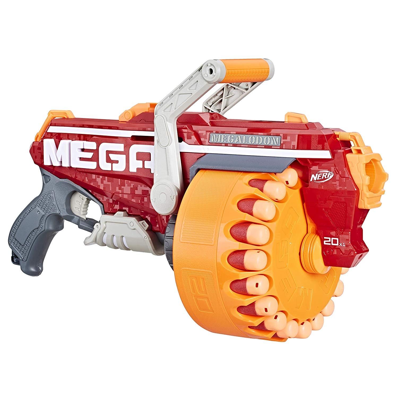 Nerf mega Megalodon ảnh 1