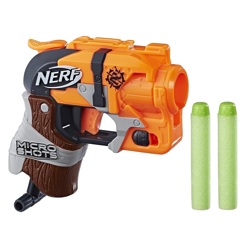 Nerf MicroShots Zombie Strike Hammershot ảnh 1
