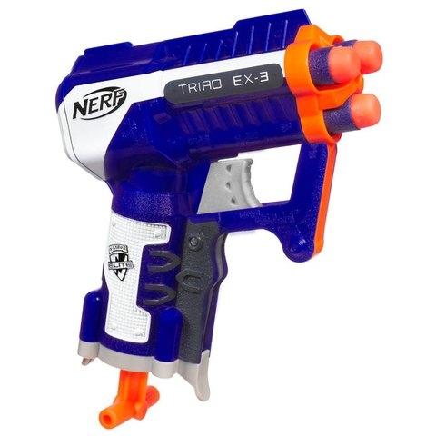 Nerf N-Strike Elite Triad Ex-3  ảnh 1
