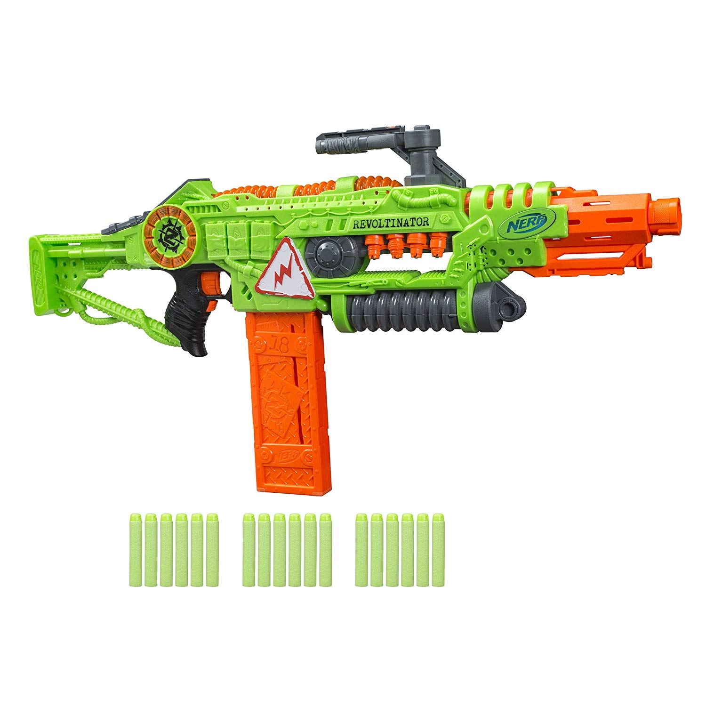 NERF Zombie Strike Revoltinator ảnh 1