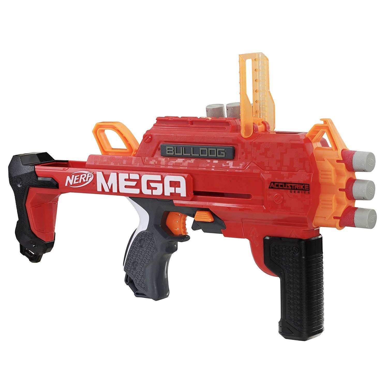 Súng NERF Accustrike Mega Bulldog  ảnh 1