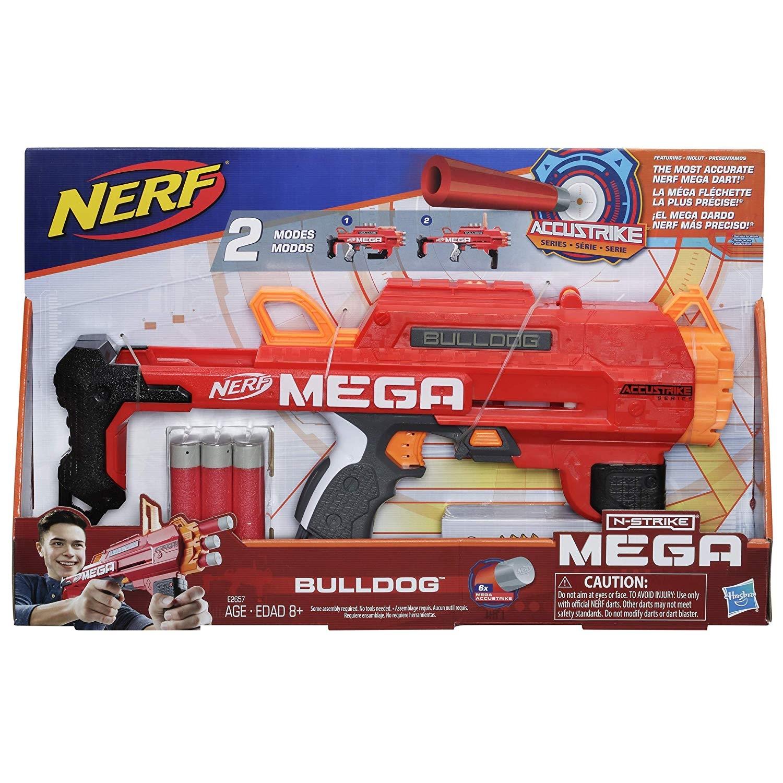 Súng NERF Accustrike Mega Bulldog  ảnh 2